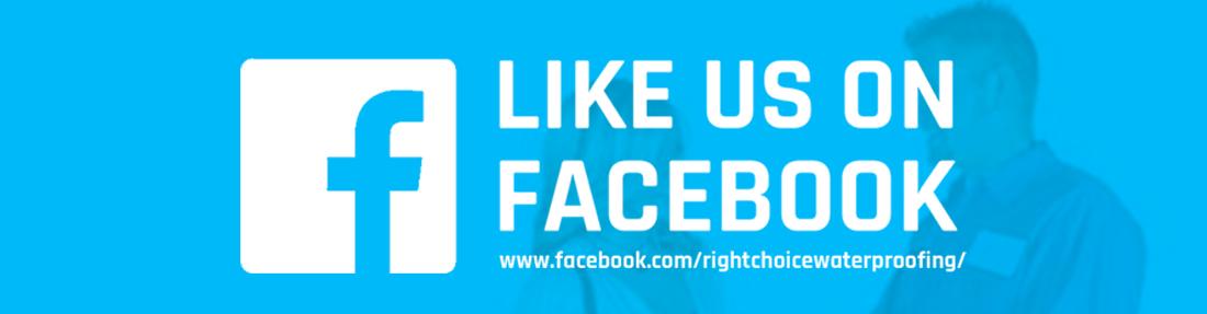 Michigan | RC Waterproofing | Like us on Facebook